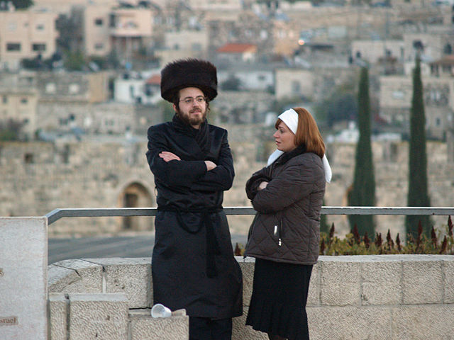 Elegant Why Dress Like This  S Haircuts To The Womens Head Coverings, The Many Laws Have Traceable Origins In History And Many, Many Religious Interpretations And Different Rabbinic Opinions But As A Costume Altogether, The Hasidic