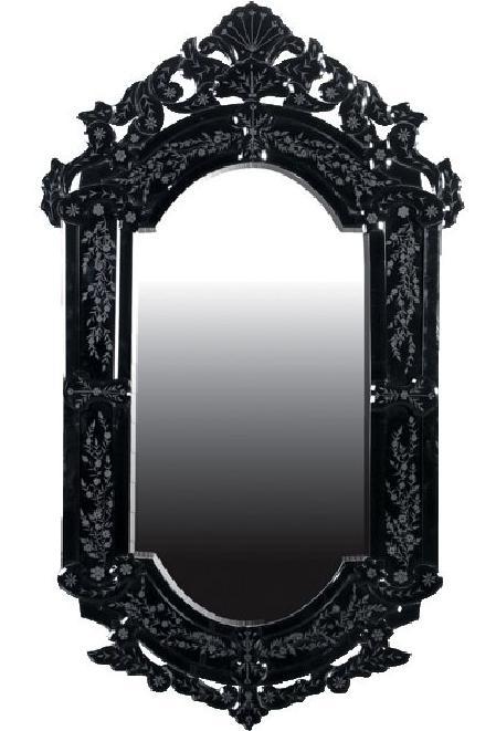 glass mirror frame