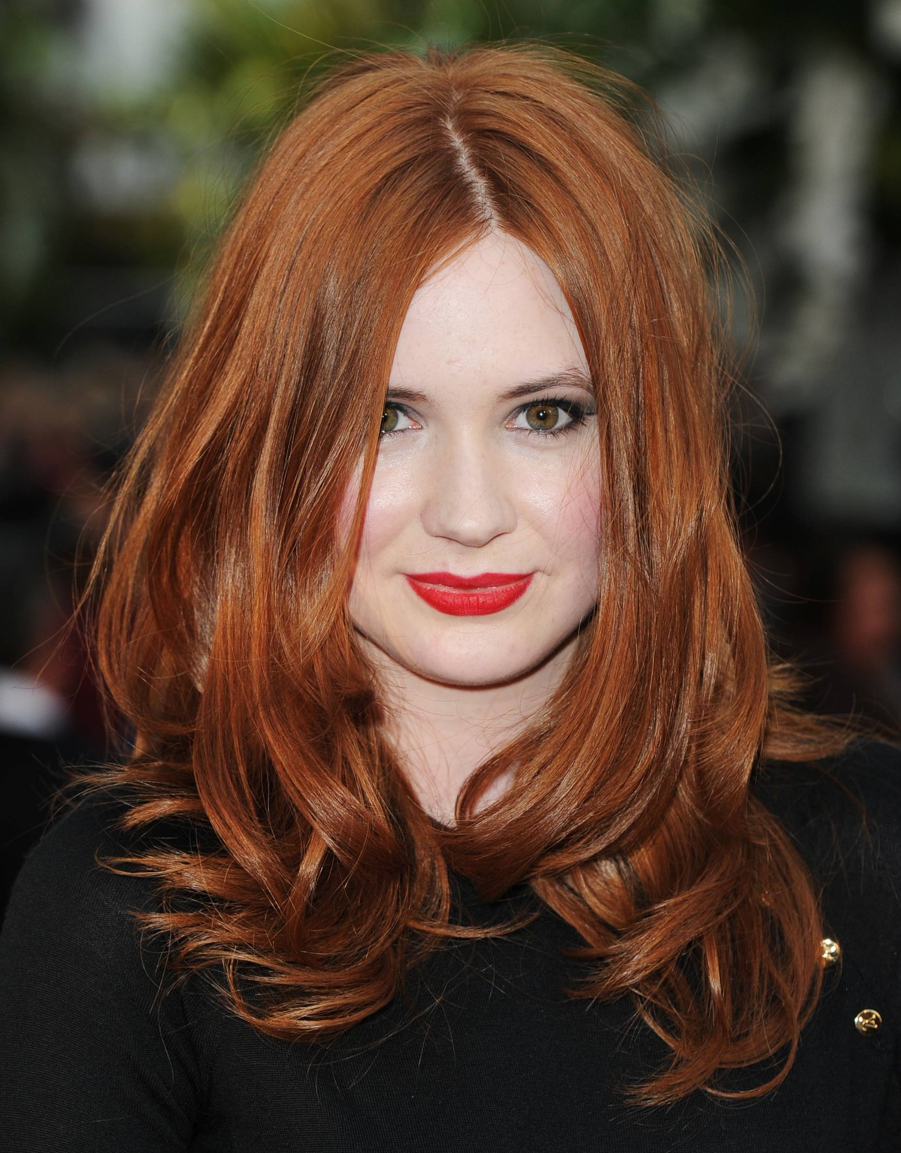 Reddish Hair Color Tumblr