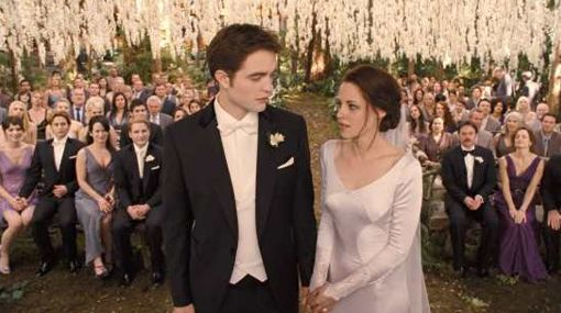 Alice Breaking Dawn Wedding