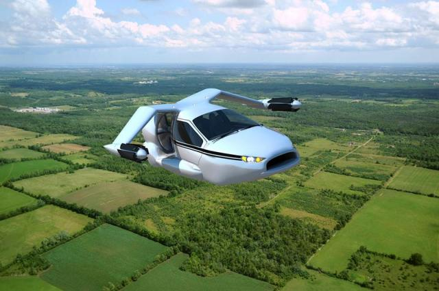 flying-car-terrafugia