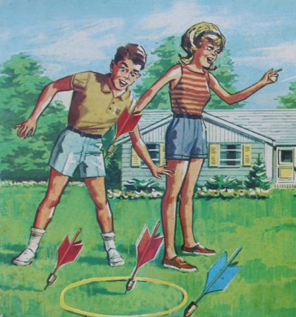 lawn-darts