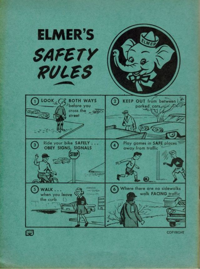 elmers-safety-rules