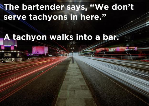 tachyon-bar