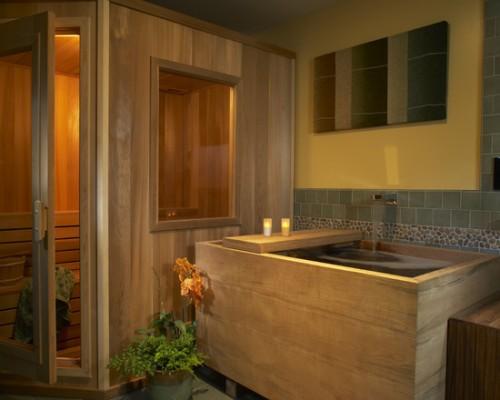 Wooden-Tub