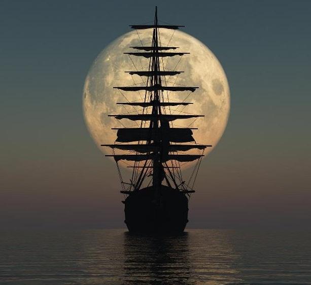 moon-ship