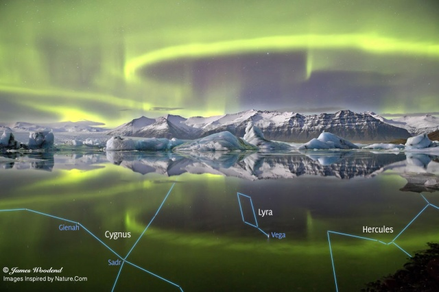 aurora-iceland-reflection